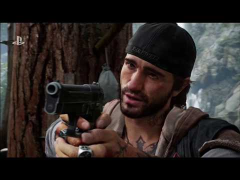 Days Gone E3 Gameplay Trailer (Conference Audio) - E3 2017: Sony Conference
