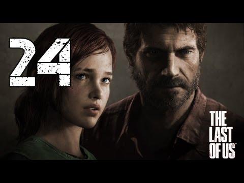 Поиграем The Last Of Us #24 [В лапах каннибалов] 1080p