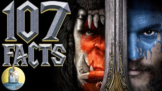 "Check out MORE Warcraft videos here:https://www.youtube.com/playlist?list=PLJuFxb2ft3ZZqJRJKSZeivCfqLXa31ZXMIf there's one phrase that can strike fear into the heart of gamers — besides ""red ring of death"" — it's ""video game movie."" There's a long history of bad movies adapted from good games. So naturally, when a Warcraft movie was announced, people were cautious. And here we are — after 10 years of on-and-off development, director changes, script changes, the Warcraft movie is finally set to hit theaters. Are you a diehard fan of the games? Just wondering if it's worth the price of admission? We've got something for everyone as we count down the 107 Facts You Should Know About Warcraft. Let's get started!Watch more Warcraft videos: https://www.youtube.com/playlist?list=PLJuFxb2ft3ZZqJRJKSZeivCfqLXa31ZXM  Check out 107 World of Warcraft 3 Facts: https://www.youtube.com/playlist?list=PLJuFxb2ft3ZZqJRJKSZeivCfqLXa31ZXMBest Warcraft Cinematic Cut Scenes: https://www.youtube.com/playlist?list=PLJuFxb2ft3ZZqJRJKSZeivCfqLXa31ZXM-----------------------------------Click All The Links!----------------------------------- Like and Subscribe for more :Dhttps://www.youtube.com/channel/UCTyHgU6ddX9eXLeSr6KUoSQ Learn more about the Channel Frederator Network here:http://frdr.us/1ybpOuJ Check Out These Videos You May Have Missed!Worst Star Wars Jobs ►► https://www.youtube.com/watch?v=JkDNQtv5lEU&index=2&list=PLJuFxb2ft3ZZtU4ObOkmxha-2MVGVXDR0Worst Ways to Die In Star Wars ►► https://www.youtube.com/watch?v=Q40YMvbCzjA&list=PLJuFxb2ft3ZZtU4ObOkmxha-2MVGVXDR0&index=9Mad Max Stunts ►► https://www.youtube.com/watch?v=2E6RCU6Cwjg&list=PLJuFxb2ft3ZZtU4ObOkmxha-2MVGVXDR0&index=17-----------------------------------Credits-----------------------------------Written by: Andrew Baker, Zack Latino, David OlssonHosted by: Alain PierreGraphics and Edited by: Grayson Bewley, Nicky FungProduced by: Matt Gielen, Jake Krengel, Soy Nguyen, Elissa VallanoMusic Provided by Audio Micro:""ROME - Lunar Eclipse"" - Speedsound""Rachel"" - Olive Giradot""Gerry in Home"" - AMAH""Memories"" - ShekuroffCinematica is your new home for all things Movie & TV! From Doctor Who to Harry Potter, we'll be going through all your favorites and favorites you didn't know you even had! Let's watch smarter!-----------------------------------Image Sources-----------------------------------http://pastebin.com/tPgrXa6z"