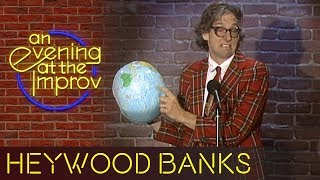 Heywood Banks  - An Evening at the Improv