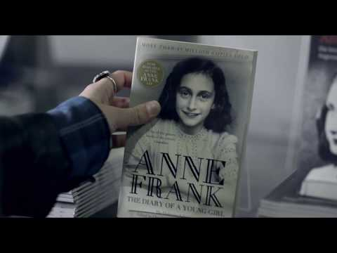 Preview Trailer #Annefrank. Vite parallele, trailer ufficiale