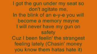 Chamillionaire Feat. Z-Ro - Denzel Washington lyrics