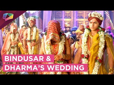 Bindusar And Dharma Get Married In A Royal Way | C