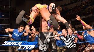 HINDI — 16-Man Tag Team Match: SmackDown LIVE, 15 November, 2016