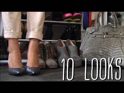 Fall LookDiary: 50 Shades of Grey Week