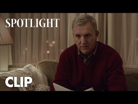 Spotlight (Clip 'Confirmation')