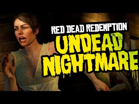 Nightmare - Hope you guys like this Red Dead Redemption DLC video. Can we reach 5000 likes you sexy sexy sluts :) My next video will be gta don't worry, just took a bre...