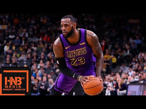 Los Angeles Lakers vs San Antonio Spurs 1st Qtr Highlights   12.07.2018, NBA Season