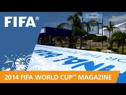 Magazine - CHAPTERS 2014 FIFA World Cup Brazil Final Draw - 0:25 | Belo Horizonte volunteers - 7:22 | My favourite Brazilian with Charles Kabore - 11:05 | Inside the Fi...
