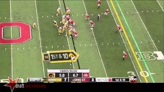 CJ Fiedorowicz vs Ohio St (2013)