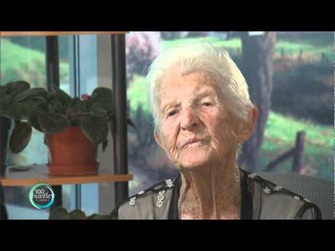 105 Year Old Lady Shares The Secret To Happiness Jessie Jordan, 105 talks