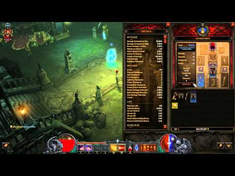 Diablo 3 Patch 2.2 1-70 Fast Levelling Method Season 3