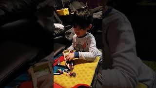 Lego fun with Landyn