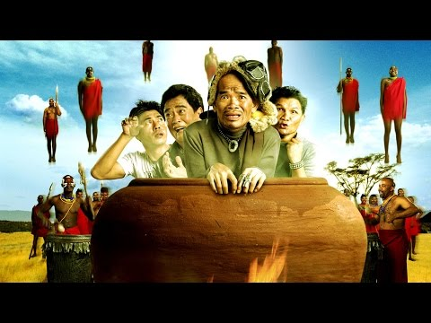 หนังตลกไทย - ดึกดำดึ๋ย (เต็มเรื่อง)
