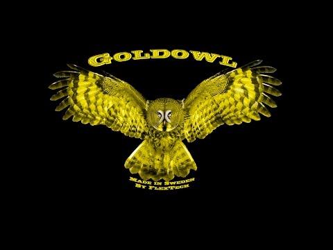 Gummimatta Goldowl