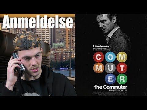 The Commuter 2018 Filmanmeldelse Review