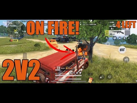 Rules Of Survival SCARY FINAL FIGHT!!! 21 KILL TOTAL DUO WIN WITH SUBSCIRBER!!!