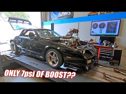 Toast Dyno Day #1: Huge Problems Keep Us From Our 1,000+hp Goal!