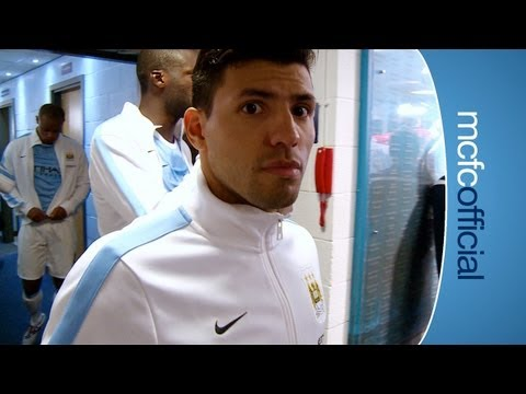 mcfcofficial - See how it feels to be in the Tunnel for the biggest game of the season! Subscribe for FREE and never miss another CityTV video. http://www.youtube.com/subsc...