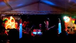 Video TANEC SLNKA 2014 ZZ TOP REVIVAL  CZECH REPUBLIC