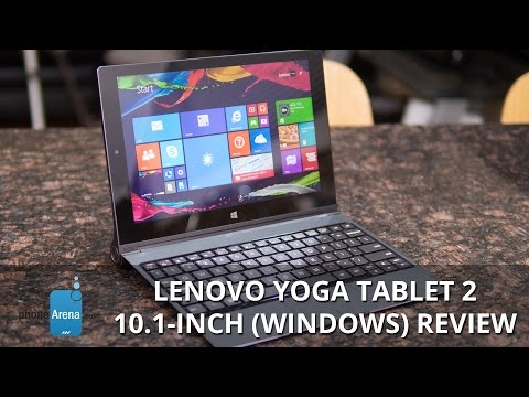 Lenovo Yoga Tablet 2 10.1-inch (Windows) Review