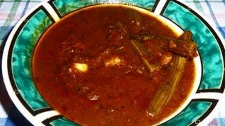Pepper Curry / Poondu-Milagu Kuzhambu