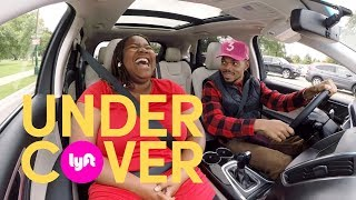 Undercover Lyft with Chance the Rapper