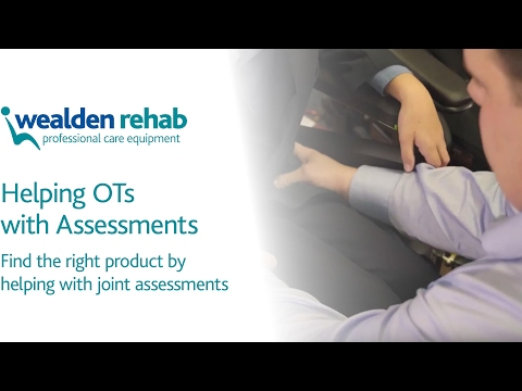 Helping OTs with Assessments