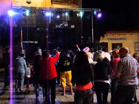 Discoteca móvil ARTE en Pedraza de Alba