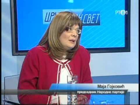 Црно-бели свет: Маја Гојковић
