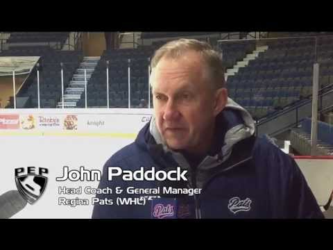 PEP -Official Skill Development Partner with Regina Pats-WHL