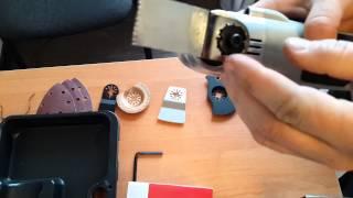Авангард ми 01 450 Реноватор Авангард  Мультифункциональный инструмент  Видеообзор