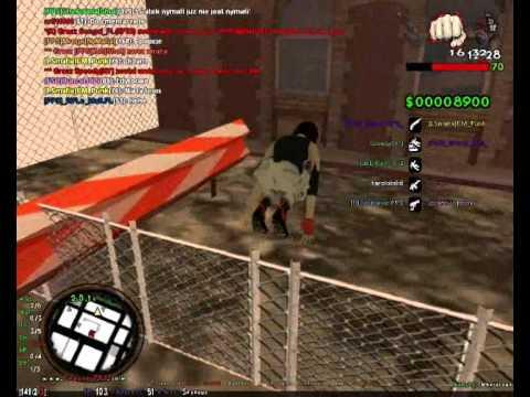 GTA SA Mirrors Edge Mod (видео)