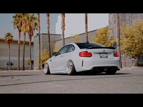Stance BMW M2 Competition on BBS RS | 4K