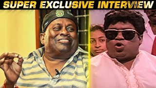 "Video ""No Comments""- Senthil's FIRST Exclusive Interview! 