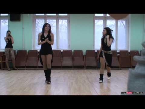 Strip Salsa. Конгресс в Киеве Hip-Hop & Salsa LA
