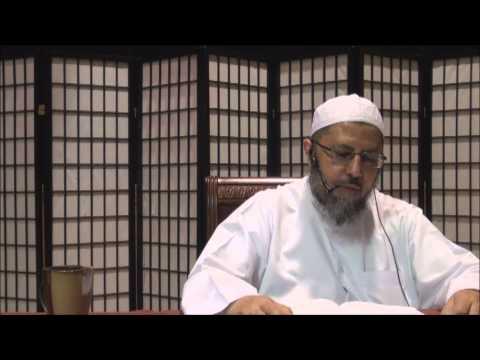 شرح معارج القبول شرح سلم الوصول للحكمي-٣٥