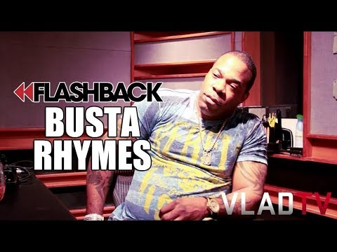 Flashback: Busta Rhymes on His