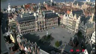 Колокольни городов Бельгии