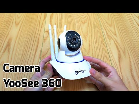 Camera giám sát YooSee 360 giá 250K thì dùng có ra gì không ???
