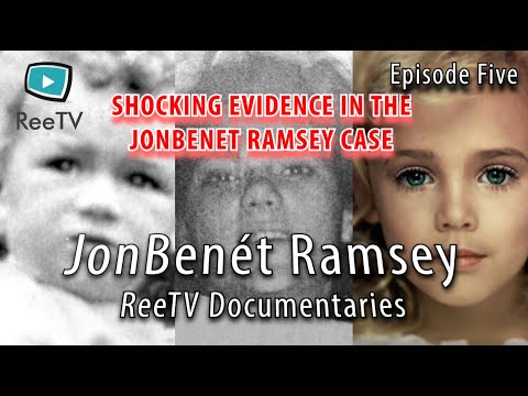 Ep5. JonBenét Ramsey Shocking Evidence (That I can't believe more people aren't talking about!)