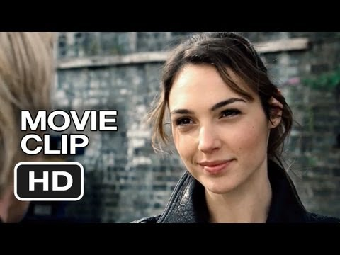 Fast &amp; Furious 6 Movie Clip - Information (2013) - Vin Diesel Movie HD Video