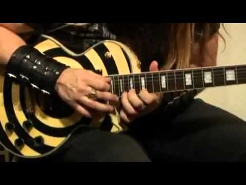 Zakk Wylde Guitar Tips And Tricks