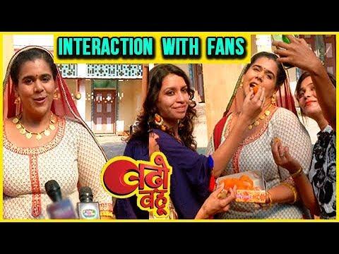 Rytasha Rathod Aka Badho Interacts With Her Fans |