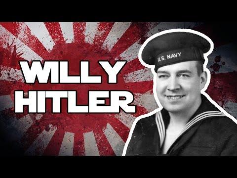 willy hitler: le avventure del nipote idiota di hitler
