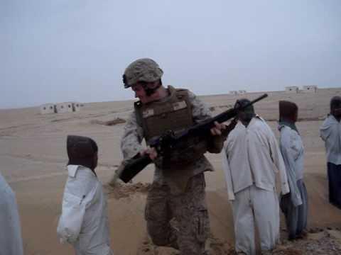 當美國海軍陸戰隊無聊的時候都在做這種訓練?!