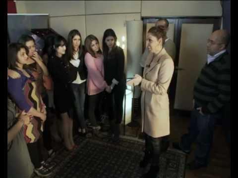 كلمة اليسا لفريقها في المعسكر المغلق - The X Factor 2013
