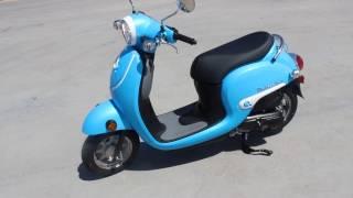 9. GO AZ MOTORCYCLES 2017 Honda METROPOLITAN