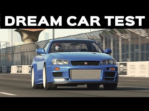 FM7 | Street Build | R34 Sound & HP Testing