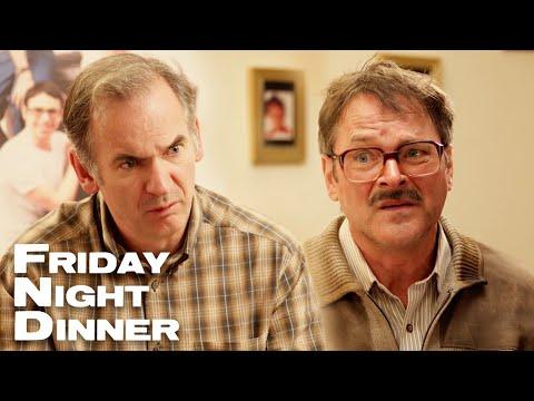 Jim Survives A Fire   Friday Night Dinner